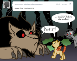 Ask Valier Meeting of Manticores by The-Clockwork-Crow