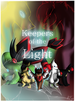 Keepers of the Light: Cover Page by kyraflight