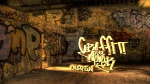 graffiti never dies by fabmania