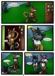 Wolf's Story Ch. 1 page 1 by Randomthewolfskie