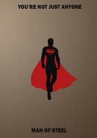 Anyone - Man of Steel by inertiaNationXD