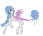 Free Raffle (Storm Horse) CLOSED by SweetieBatch