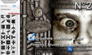 Brushes machine 2 - PAWLUK by ipawluk