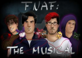 FNAF: THE MUSICAL by aharleigh2