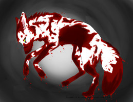 FallenGuardian Canine Adoptable -CLOSED- by HappyBunnyAdopts