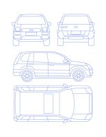 SUV Blueprints by FightTheAssimilation