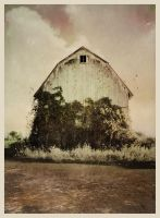 iPhoneography, White Gambrel by Gerald-Bostock