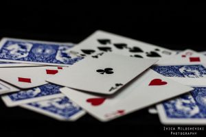 Poker cards by ivicam-photography