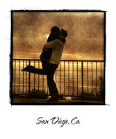 Love in San Diego by cassaw-creative