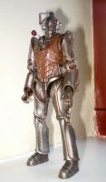 Pandorica Cyberman by CyberDrone