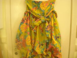 My newest dress by camilah
