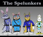 The Spelunkers by Lordwormm