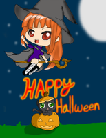 Halloween cutness by xXJenn19