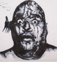 ABDULLAH THE BUTCHER by jonescrusher