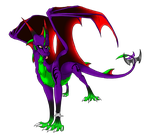 cm- Deathtail by Cameo647