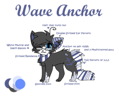 :CE: Wave Anchor :CE: by KittiiiKat