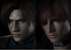 Leon and Steve look alike :P by AmeliaKader