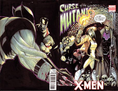 Curse of the Mutants by JeremyTreece