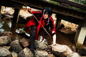 Blood-C Saya Kisaragi VII by Mocca-Coffee