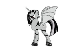 SCP-682-P by MLP-Portal