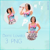 Png Pack (2) Demi Lovato by DLCeren19