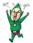Tingle 001 by theEyZmaster