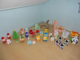 3D-Origami collection~ by xFenne