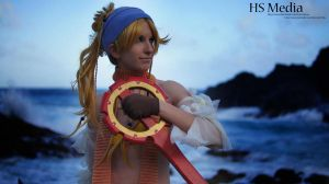 FFX-2: Rikku 15 by J-JoCosplay