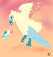 Angelic Egg - Hatched by EmberFlight