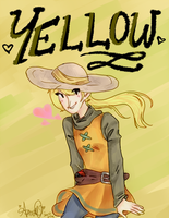 Yellow de viridian by Palindromee