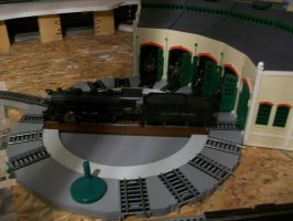 New Roundhouse 1 by Gelgoog328