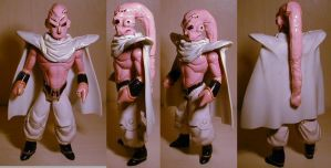 DragonballZ Piccolo Buu custom by pgv