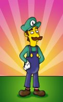 Luigi 2 by orl-graphics