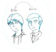 Before and After by meekchild