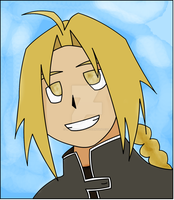 Full Metal Alchemist: Chibi Ed by madhouse1991