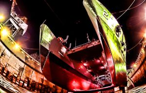 Dry Dock Fore by troglow