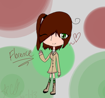 Florence Hetalia OC by ClariePnF