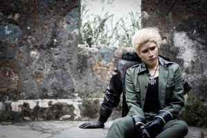 APH Axis powers Hetalia - Germany by roadscream