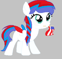 4th of July pony adopt (CLOSED) by iVui