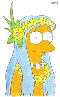 The Simpsons - Marge Simpson by S-U-A-Y