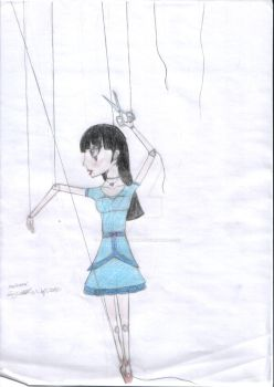 Marionette by littleCookie-chan