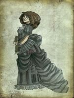 Victorian Lady by kyla79