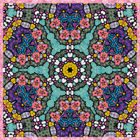 Kaleidoscopic Obsessions 17 by Leichenengel