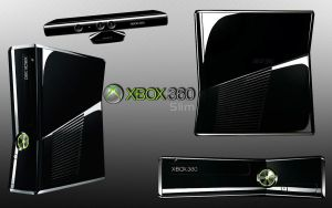 New XBOX 360 Slim by x47xDiezel