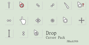 Drop: Cursor Pack by JBlack1916