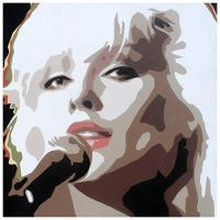 Blondie by garybonner