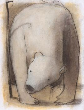 White Bear with Crook by SethFitts