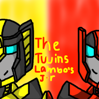 The Twins Lambo's J.r by pirate101-wizard101