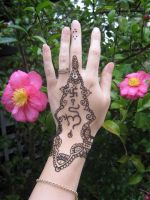 ~Hindu henna tattoo~ by Emeraldserpenthenna