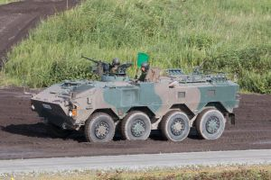 Type 96 B Armored Personnel Carrier by DDmurasame